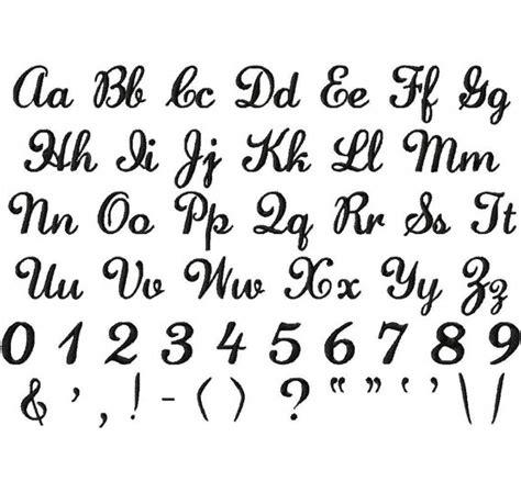 fonts embroidery font designs lauren script font letters