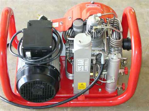 airetex atlantic 4500 psi electric air compressor incl scuba tank adapter and