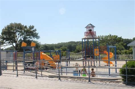 ocean beach ct kids playing area picture of ocean beach park new