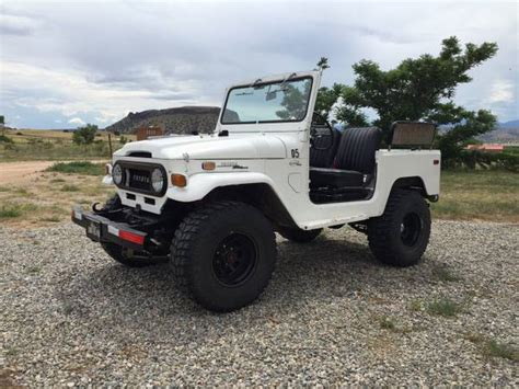 Toyota Fj 40 For Sale 1971 Toyota Land Cruiser Fj40