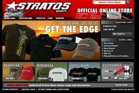 stratos boats hoodie new stratos wear available through redesigned online store