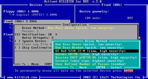 format hard disk securely security securely format a hard drive super user