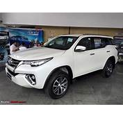 New Toyota Fortuner Caught On Test In Thailand  Page 19