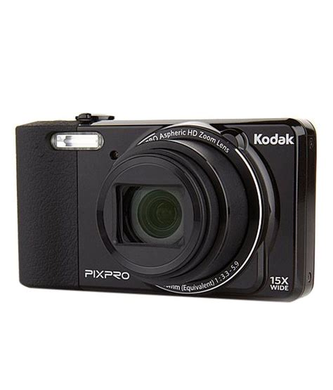 Ces 2008 Kodaks New Digital Cameras Including Touchscreen Easyshare V1273 by Kodak Pixpro Fz151 16mp Point Shoot Digital