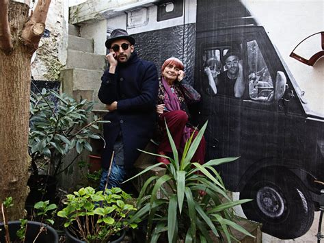 agnes varda faces places dvd faces places review agn 232 s varda pastes her playfulness