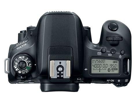 Promo Canon Eos 77d Only Kamera Dslr canon eos 77d dslr announced daily news
