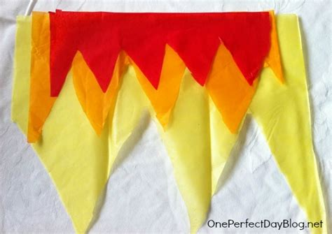 How To Make Flames With Paper - how to make a jet pack easy diy dress up for