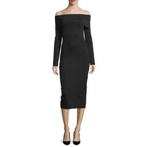 Gwenna Black Midi Dress the row cocktail dresses up to 90 at tradesy