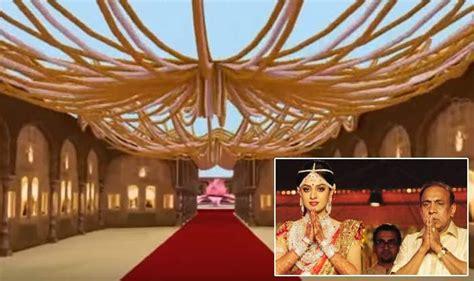 Indian Wedding Home Decoration Bahubali Team Designs Set Worth Rs 50 Crore For Nri