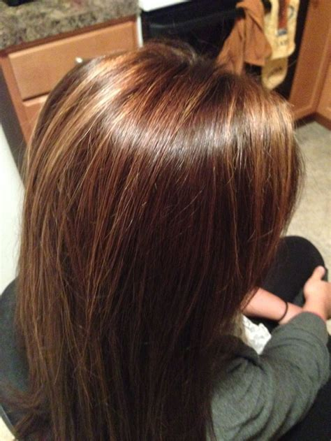 pictires of highlighted hair todfee color chocolate hair with caramel highlights hair pinterest