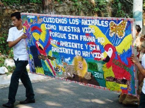 pancarta sobre el medio ambiente con material reciclable pancartas del medio ambiente imagui