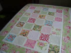 fabrication baby quilt part i