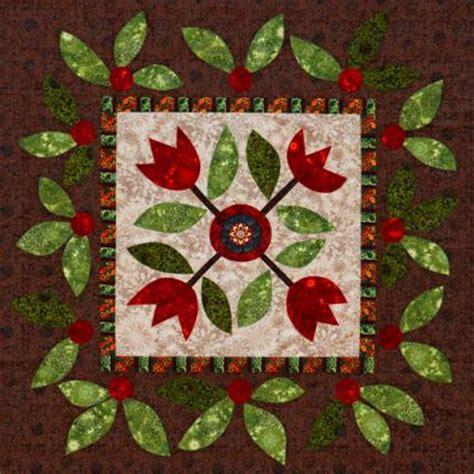 flower pattern quilt applique flower machine appliqu 233 quilts allpeoplequilt com