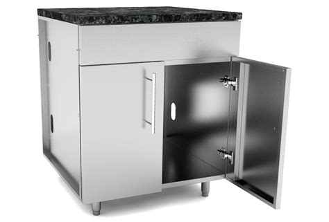 outdoor stainless steel cabinets sale tx outdoor kitchens sunstone 30 double door base