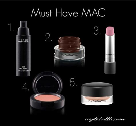 Best Of Mac The Must Products You Absolutely Need by Cattle Top 5 Must Mac Make Up Products