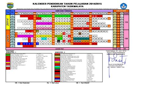 Ok Go To Calendar Kalender Pendidikan 2014 Sma Holidays Oo
