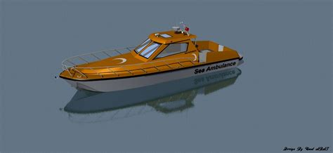 Ambulance Boat 10 M boat design ambulance 49 ambulance boat design and