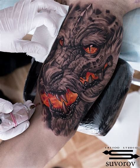 tatuajes de dragones las mejores fotos de la web