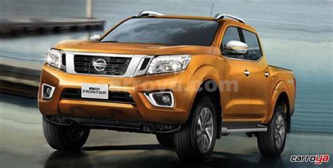 camionetas nissan 2016 precios en colombia nissan frontier np300 xe turbodiesel 2018 nueva precio