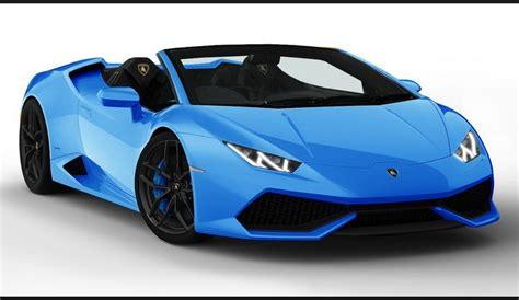 2016 lamborghini huracan blue . Lamborghini Car Models