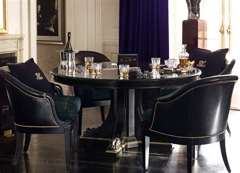Glamorous Home Ralph Lauren Home Apartment No One Apartment Size Dining Table Vancouver