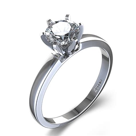 92649 six prong round diamond ring angle top 5 for