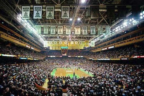 Boston Garden by Boston Celtics The Softball Coach