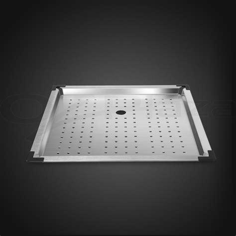 sink inserts stainless steel kitchen sink colander stainless steel drainer tray insert