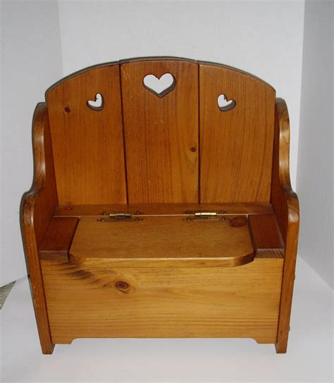 doll bench vintage wooden doll bench pine doll furniture by nannasthings