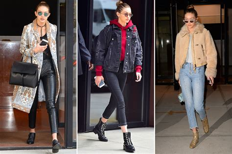 when it comes to atrocious fashion is it even possible to gigi hadid s 13 style rules
