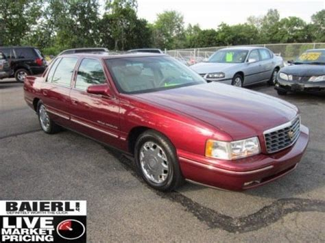 1997 Cadillac Specs by 1997 Cadillac Concours Data Info And Specs