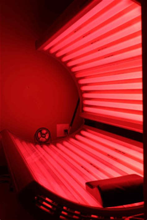 red light therapy bed acne or aging skin woes led light therapy is a useful