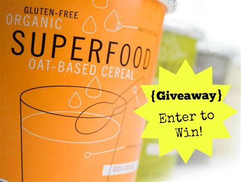 giveaway vigilant eats superfood cereal 187 the nutrition adventure - Cereal Giveaway