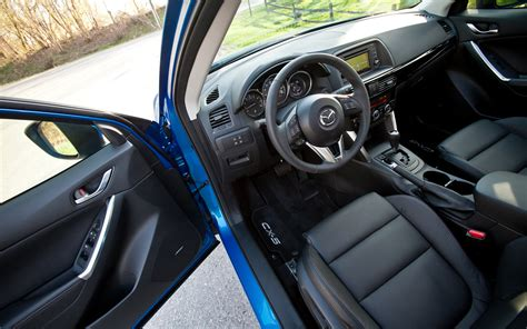 2013 mazda cx 5 grand touring front interior photo 10