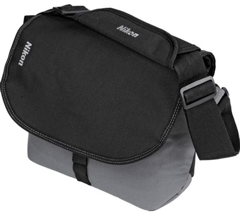 nikon bags and cases buy nikon dslr system bag black at argos co uk