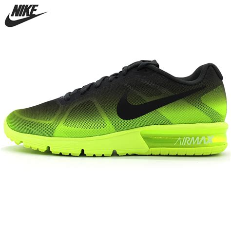 low top running shoes original new arrival nike air max sequent s running