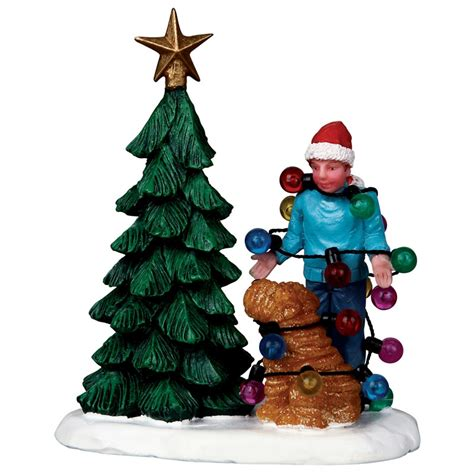 lemax christmas tangle figurine 02757 bosworths