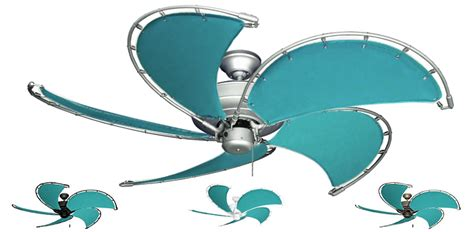 canvas blade ceiling fan 52 inch raindance nautical ceiling fan sunbrella
