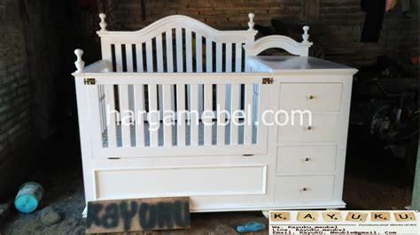 Tempat Tidur Bayi Biasa tempat tidur bayi minimalis mebel jepara furniture