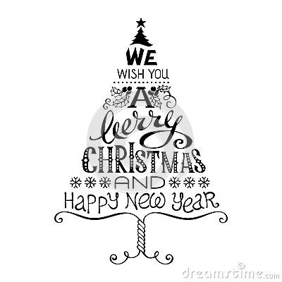 new year images black and white merry and happy new year clipart black and white