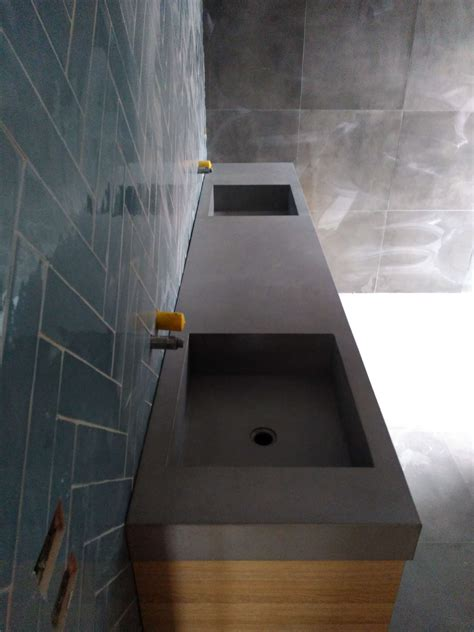 tile bathroom sinks bathroom tiles and sinks snap concrete