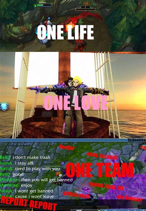 League Of Meme - league of legends meme by qewerka on deviantart