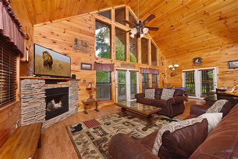 pigeon forge tn cabin amazing grace