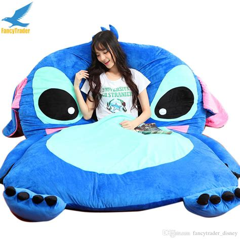 cartoon sofa bed discount fancytrader giant stuffed cartoon stitch sofa bed