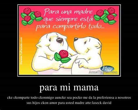imagenes de amor para mi mamá para mi mama
