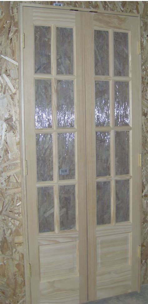 swinging french doors interior 1000 ideas about prehung doors on pinterest entry doors