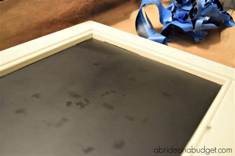 diy chalkboard tray diy chalkboard serving tray coffeecreamercombos a