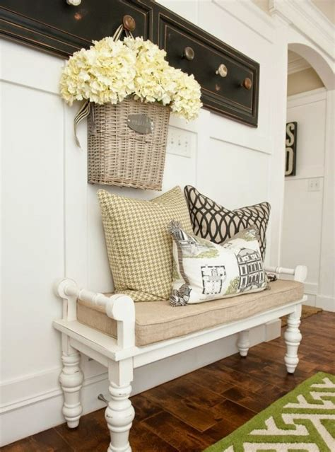 entryway decorations 27 cozy and simple farmhouse entryway d 233 cor ideas digsdigs