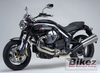 Motorrad News 10 2007 by 2006 Moto Guzzi Griso Specifications And Pictures