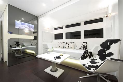 Rv Modern Interior by Luxury Living On Wheels 6 Stunning Rvs That Will Make You